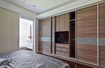 120平米混搭风格卧室效果图