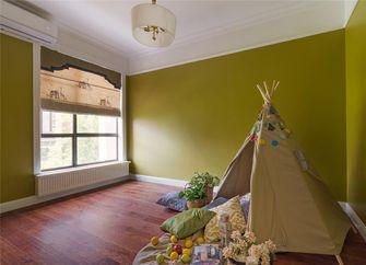 100平米三室两厅田园风格儿童房装修图片大全