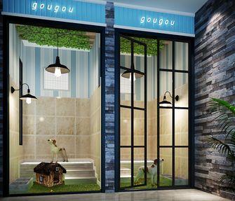 100平米公寓田园风格其他区域欣赏图