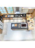 40平米小户型田园风格厨房图
