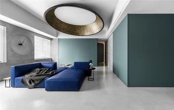 90平米三室一厅北欧风格客厅欣赏图