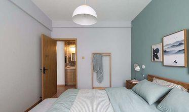80平米一居室欧式风格卧室装修图片大全