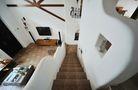 豪华型140平米别墅东南亚风格走廊设计图