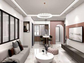 60平米公寓新古典风格客厅欣赏图