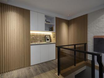 30平米小户型现代简约风格楼梯间装修效果图