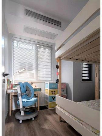80平米三美式风格儿童房装修图片大全