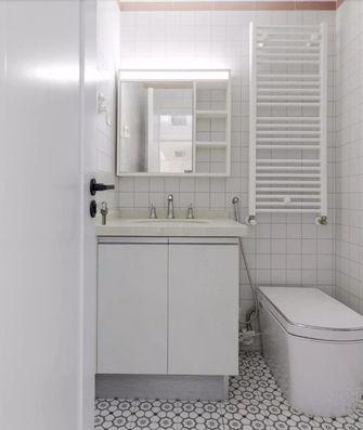 100平米北欧风格卫生间装修图片大全