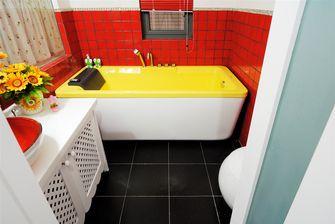 90平米三室一厅地中海风格卫生间装修案例