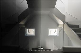 140平米别墅现代简约风格楼梯间装修图片大全