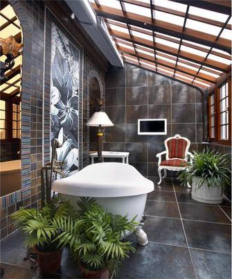 140平米别墅中式风格阳光房图