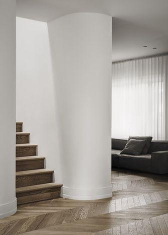 140平米别墅法式风格玄关图