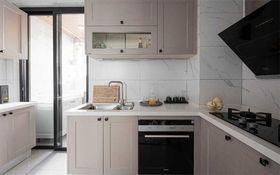 100平米三現代簡約風格廚房圖片大全