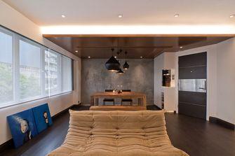 70平米宜家风格客厅欣赏图