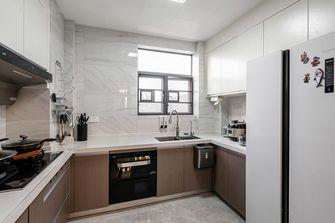 130平米三室两厅中式风格厨房效果图