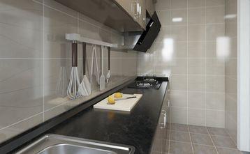 50平米一居室北欧风格厨房装修效果图