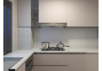 80平米三室一厅中式风格厨房欣赏图