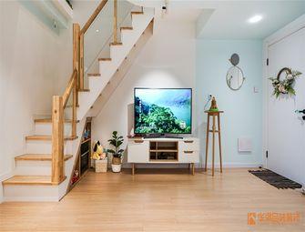 140平米三室两厅宜家风格楼梯间图片