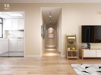 90平米三北欧风格走廊效果图