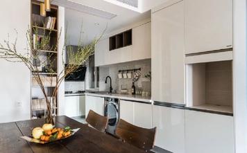 60平米宜家风格厨房装修案例
