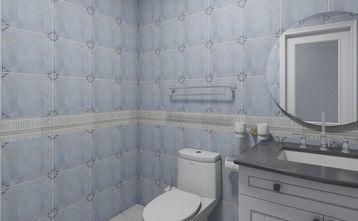 50平米一居室欧式风格卫生间设计图