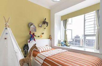 30平米以下超小户型美式风格儿童房设计图