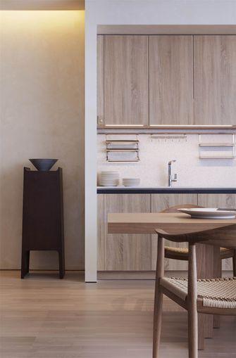 140平米一居室中式风格厨房图片大全