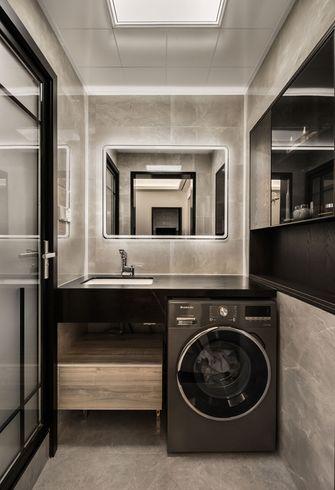 120平米现代简约风格卫生间设计图