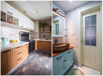 140平米四室两厅英伦风格厨房图片