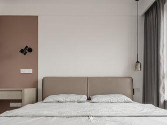 80平米一居室现代简约风格卧室效果图