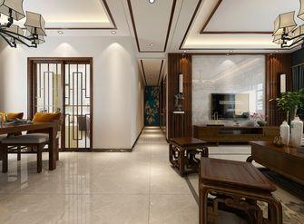140平米三中式风格走廊装修图片大全