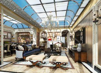 140平米别墅欧式风格阳光房效果图