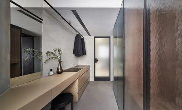 110平米公寓现代简约风格衣帽间装修案例