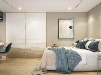 50平米一居室现代简约风格卧室装修效果图