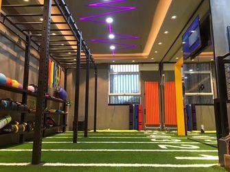 140平米混搭风格健身室欣赏图