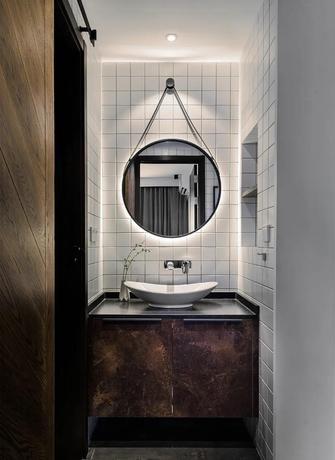 100平米三室两厅法式风格卫生间设计图