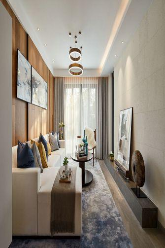 130平米三室两厅新古典风格客厅设计图