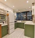 80平米三室一厅其他风格厨房图