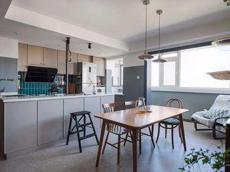 140平米四室一厅中式风格厨房装修案例