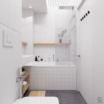 110平米三现代简约风格卫生间装修案例