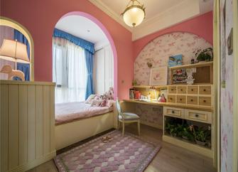120平米三室一厅地中海风格儿童房装修效果图