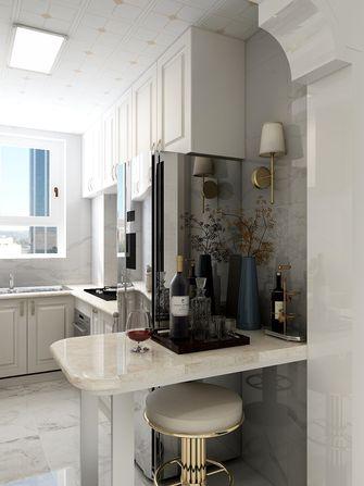 100平米三室两厅欧式风格厨房图