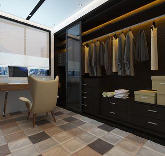 100平米三室两厅现代简约风格衣帽间图片大全