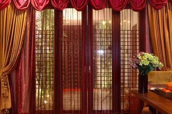 经济型120平米三室两厅东南亚风格玄关装修案例
