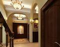 5-10万140平米别墅地中海风格楼梯装修效果图
