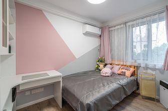 豪华型120平米三室两厅现代简约风格儿童房图片