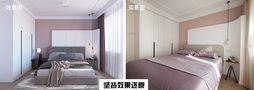 富裕型50平米北欧风格卧室装修效果图