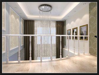 140平米复式欧式风格阁楼装修图片大全