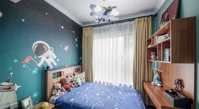 110平米三欧式风格儿童房装修案例