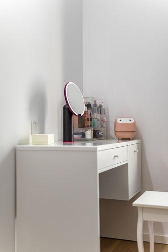 90平米现代简约风格梳妆台图