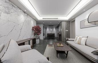 120平米三室两厅中式风格客厅效果图